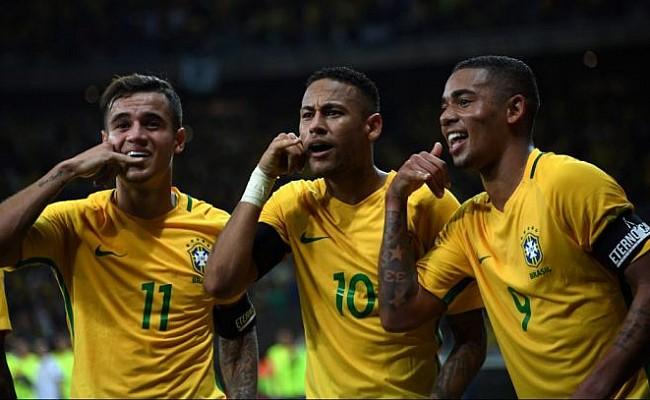 Βραζιλία: Να σβήσει την ντροπή με το 6ο Παγκόσμιο Κύπελλο