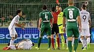 Παναθηναϊκός-ΠΑΟΚ 1-0 (διακοπή)