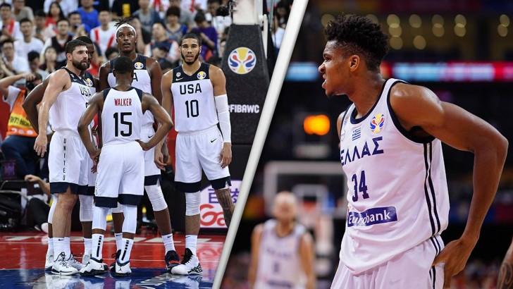 ΗΠΑ - Ελλάδα: Ο MVP του NBA απέναντι στους ΝΒΑers!